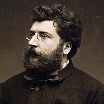 Georges Bizet: Jewish Composers (for Chanukah)