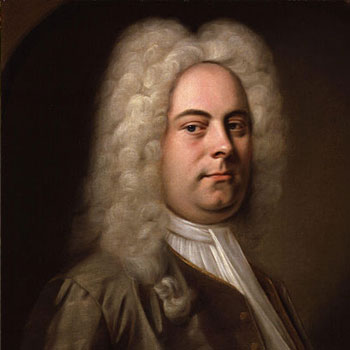 George Frederick Handel: Music by Royalty and Nobility