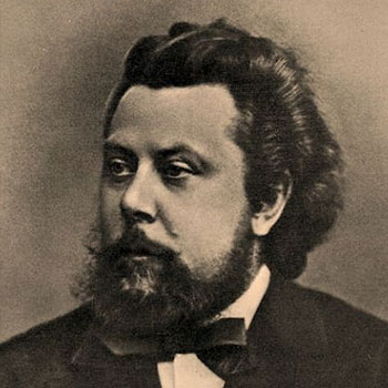 Modest Mussorgsky: The Mighty Handful