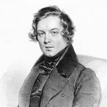 Robert Schumann: About Robert Schumann