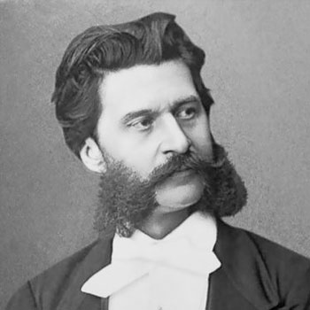 Johann Strauss, Jr.: Musical Conversation
