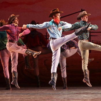 Aaron Copland 2: Copland's Cowboy Ballets