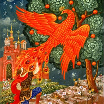 Igor Stravinsky 2: The Firebird