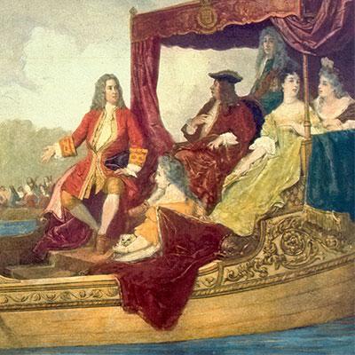 George Frederick Handel 2: The Story of Handel's Water Music