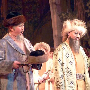 Nikolai Rimsky-Korsakov 3: Russian Operas